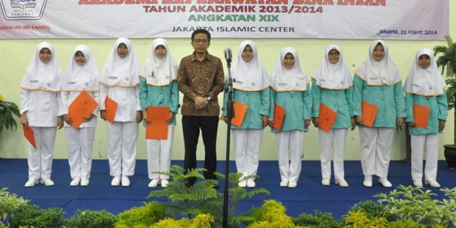 ahasiswa Berprestasi Akademis 2014
