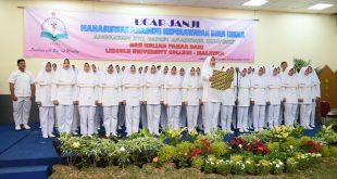 Ucap Janji Akademi Keperawatan Bina Insan 2016